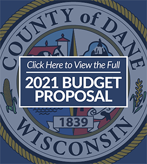 2021 County Budget: Resilient, Resolved, Continued Commitment to Community